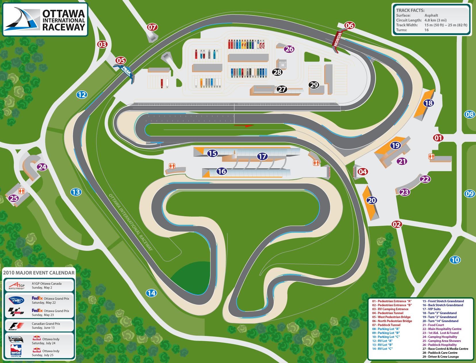 Mid Ohio Sports Car Course 2 Mid Ohio Sports Car Course
