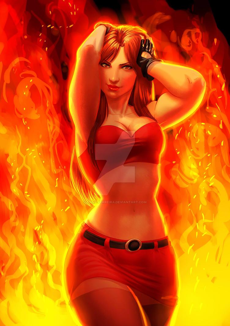 Blaze by Eddie-Ferreira