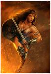 Mulher Maravilha - visual do filme