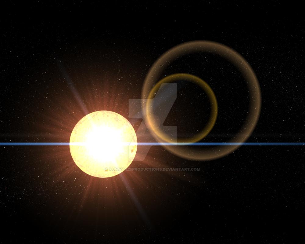 Gliese 581 by UnsungBlood