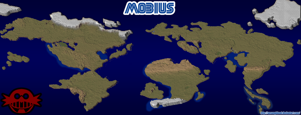 Mobius Physical Map by UnsungBlood