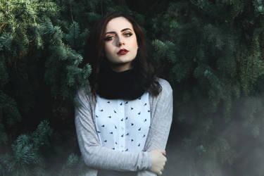 Snow white by MajaKolarski