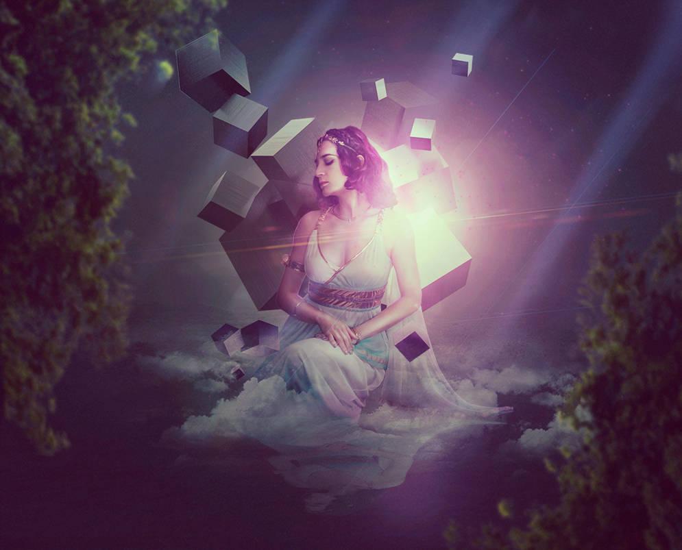 Goddess Hela by naradjou14
