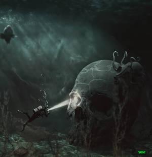 Underwater geant by naradjou14