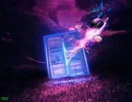 space door by naradjou14