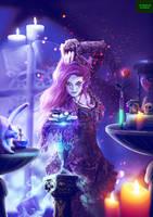 Witchery by naradjou14