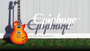 Epiphone Les Paul tribute 2010