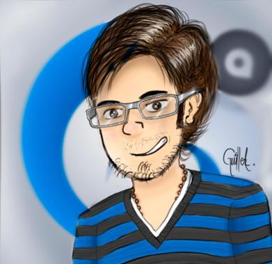 Guillermo Aguilar portrait