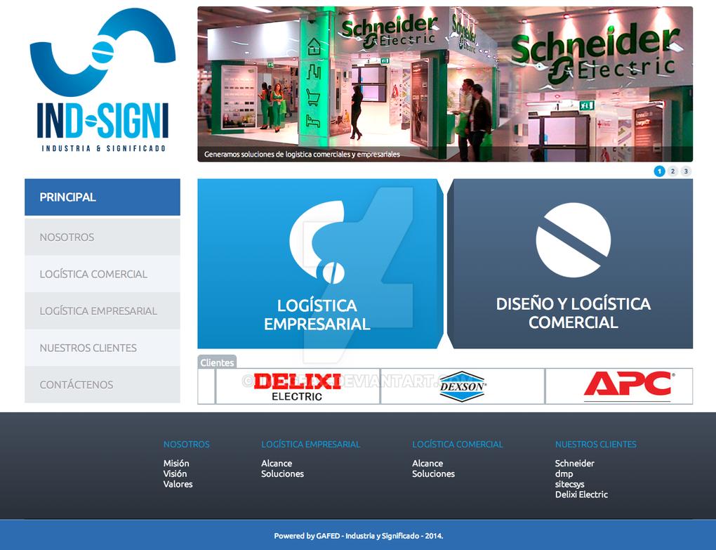 Industria y Significado (Indsigni) by imaGeac