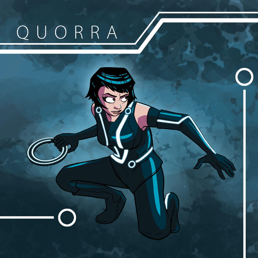 Quorra by Josh-Ulrich