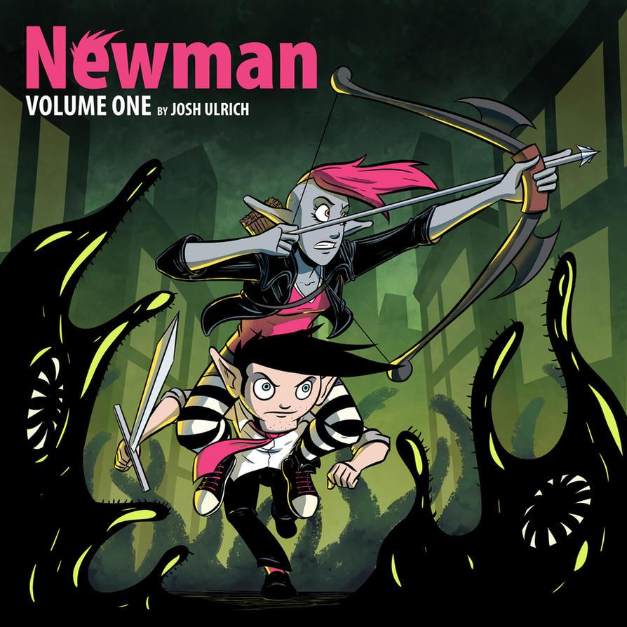Newman Kickstarter is Live! by Josh-Ulrich