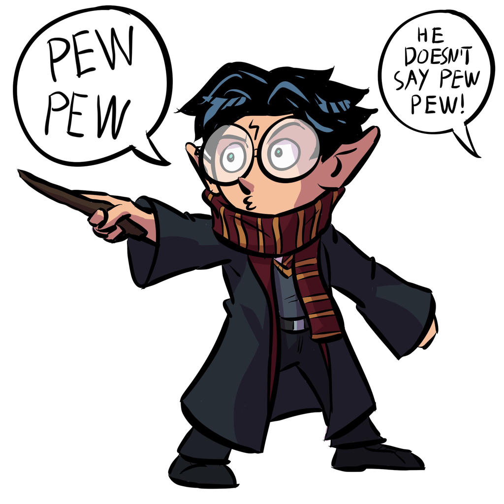 H is for Harry Potter by Josh-Ulrich