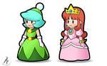 Request - Paper Dresses
