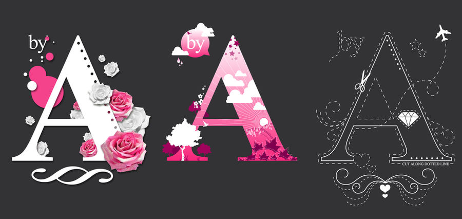 Life in Pink, with a Great A
