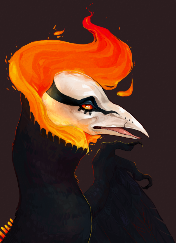 Fire by Sipr0na