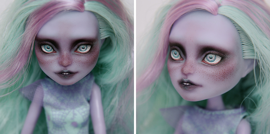 Monster High Twyla OOAK by ero-nel