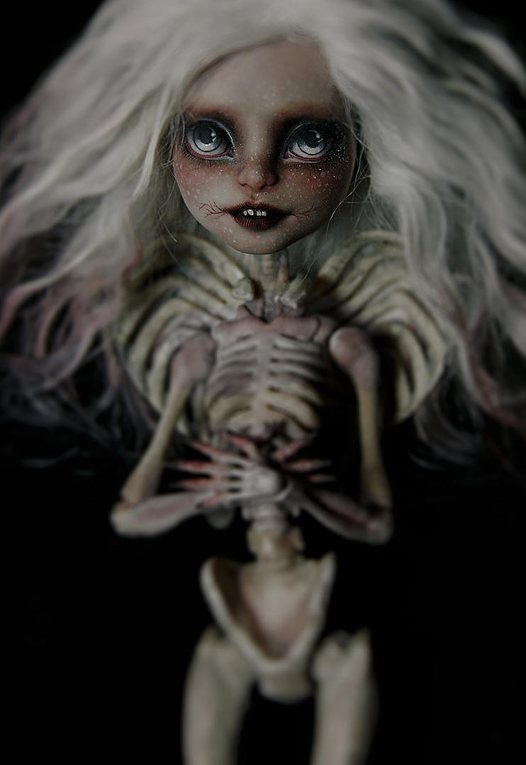 dead body by ero-nel