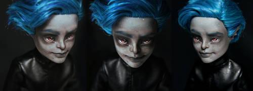 Monster High Garrott OOAK by ero-nel