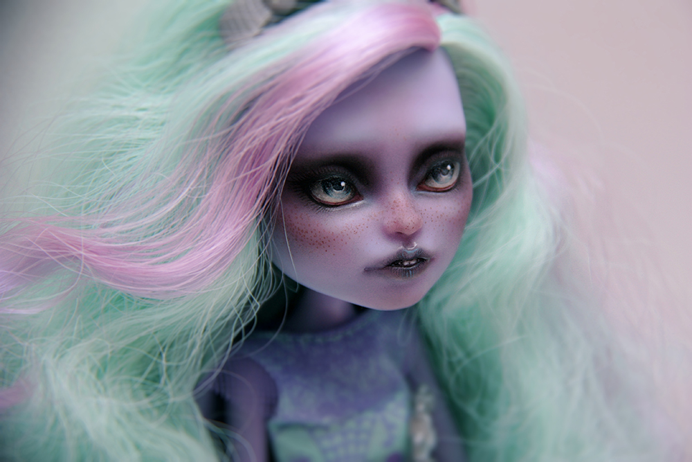 FOR SALE!! Monster High Twyla OOAK by ero-nel