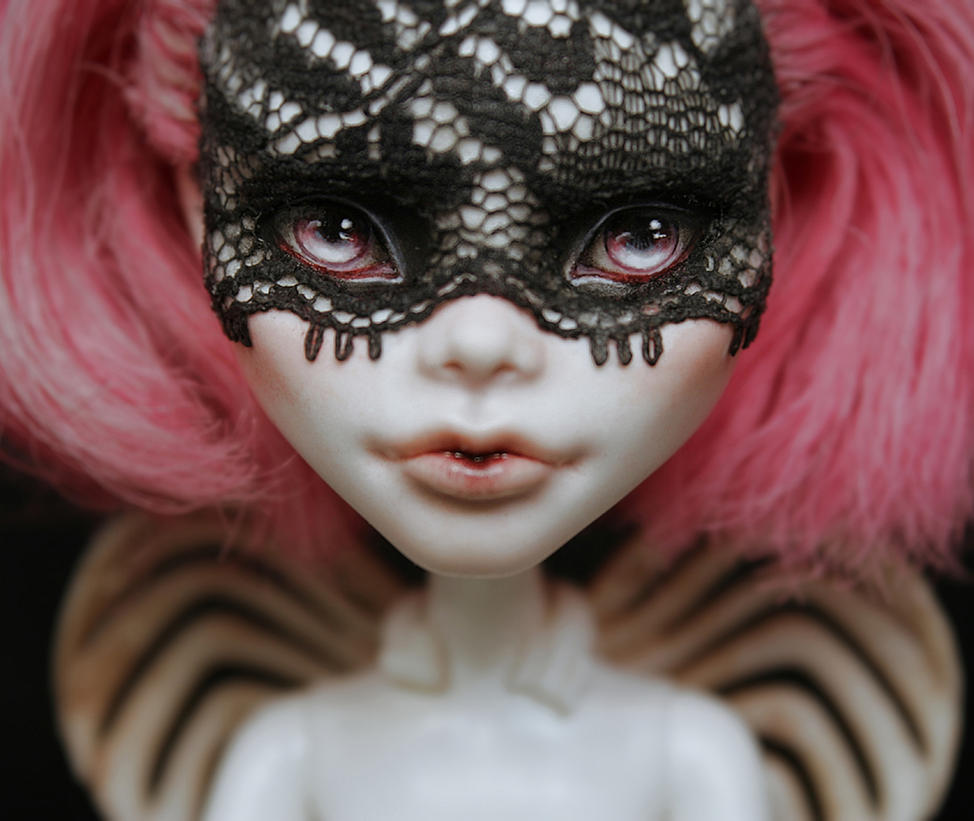 Monster High C.A.Cupid OOAK [2] by ero-nel