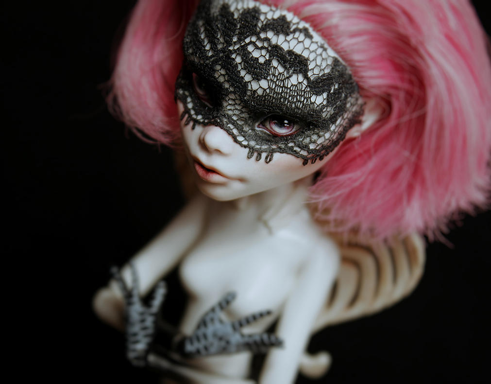 Monster High C.A.Cupid OOAK [3] by ero-nel