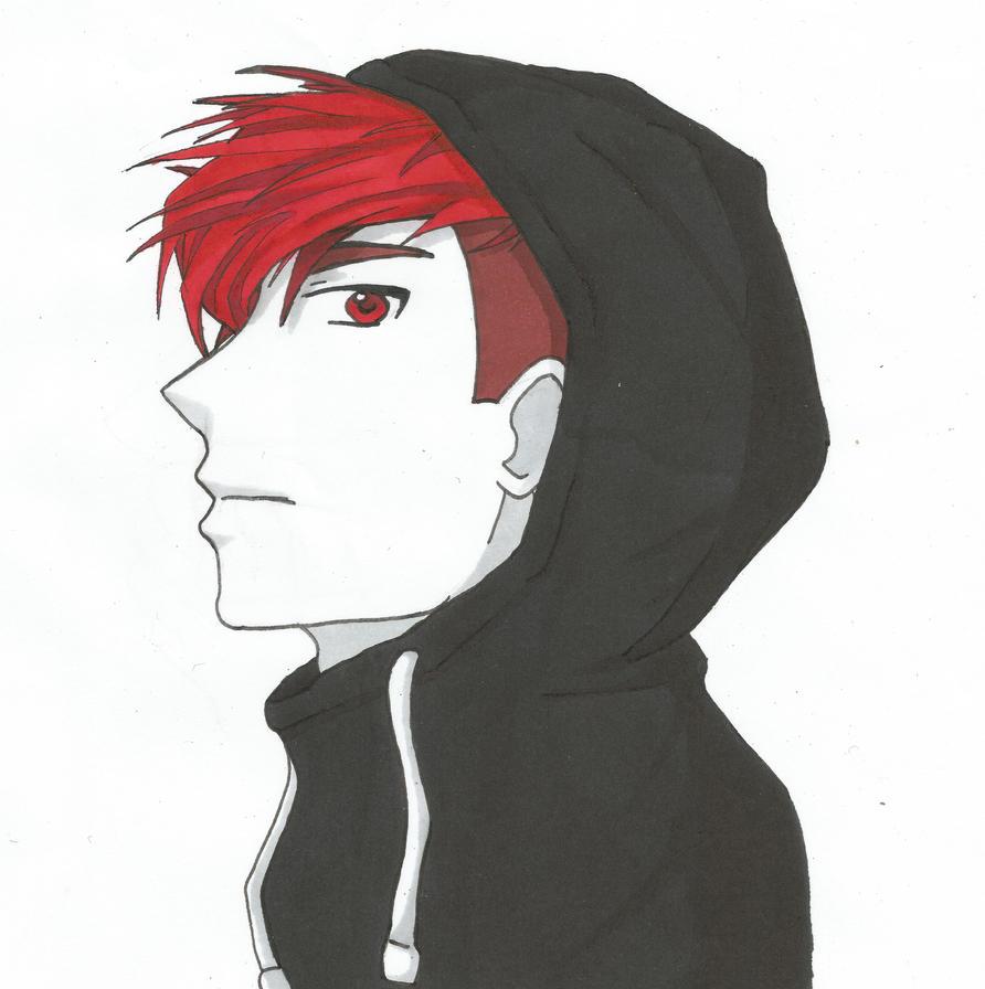 Scarlet Boy by Pon-Monster