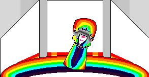Rainbow King Battle by Ouroboros-Armageddon
