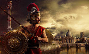 In Roman Times by RohMah1