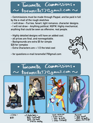 Commission 2018 [OPEN]