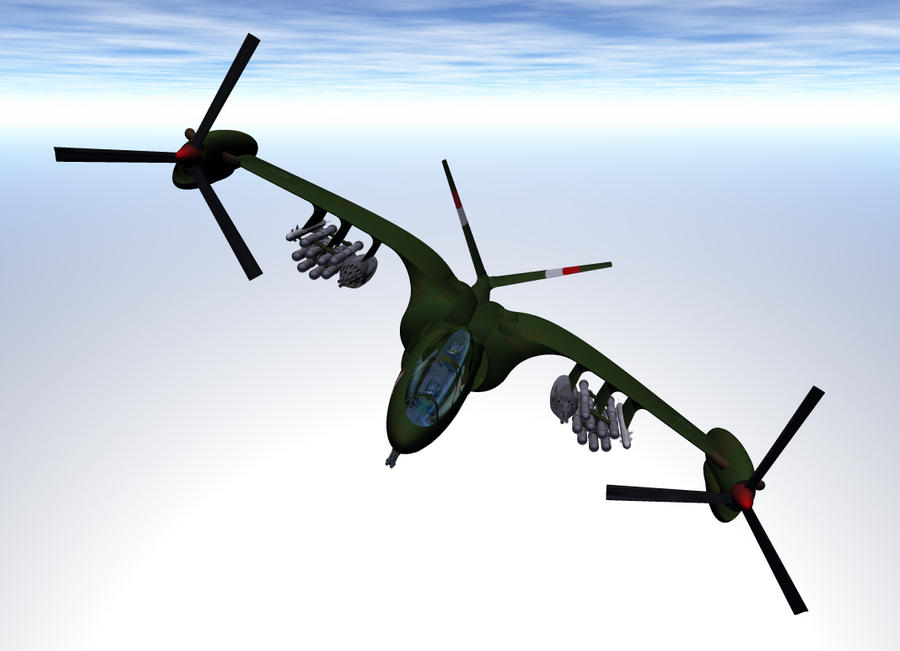 Concept Tilt Rotor by shelbs2