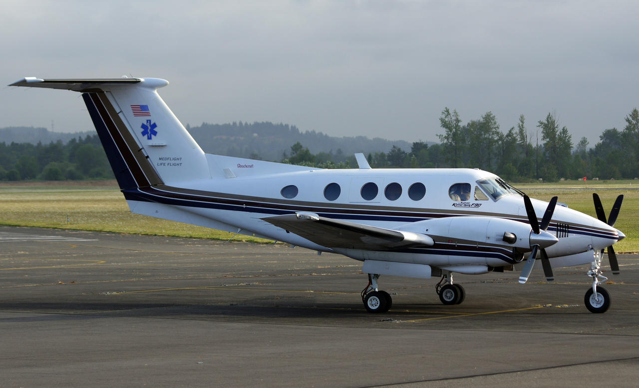 Beechcraft King Air F90 Specs King Air F90 by Shelbs2