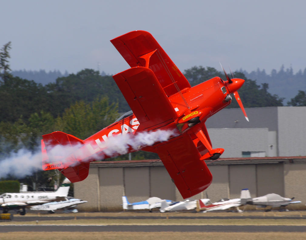 Pitts Special Low Pass by shelbs2