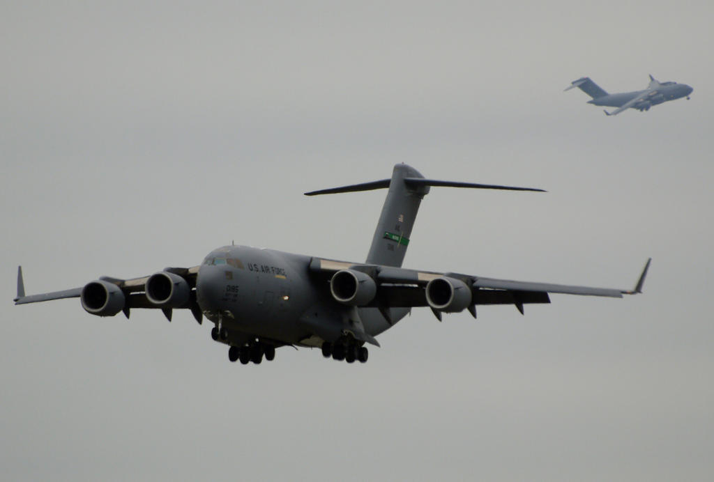 C-17 Duo by shelbs2