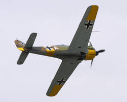 Fw-190A-5 Flyby 2 by shelbs2
