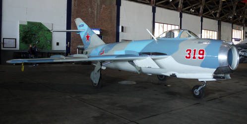 Mig-17 by shelbs2