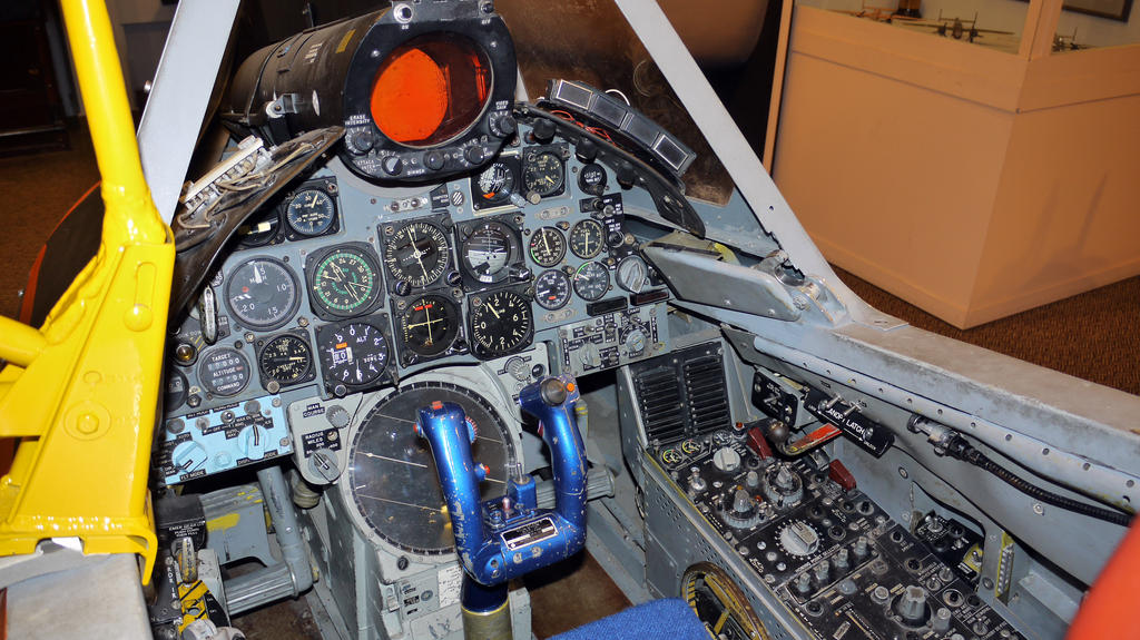 F-106 Cockpit Trainer by shelbs2