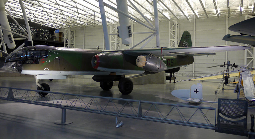 Arado Ar-234 Blitz by shelbs2