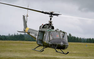Bell UH-1 Liftoff