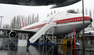 Boeing 747 First Prototype