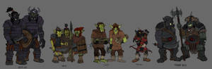 Orc breeds