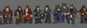 Defenders of Erebor