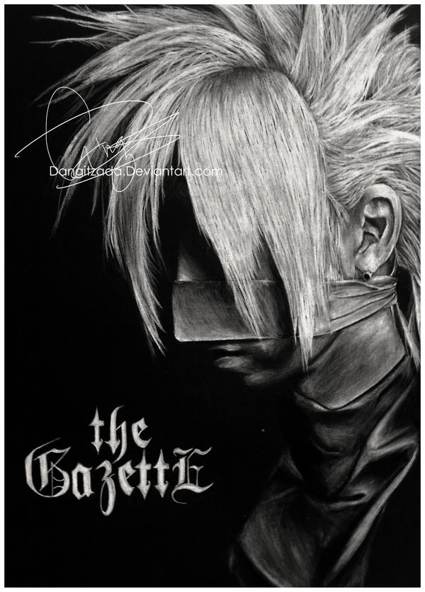 The GazettE- Reita by Dangitzada