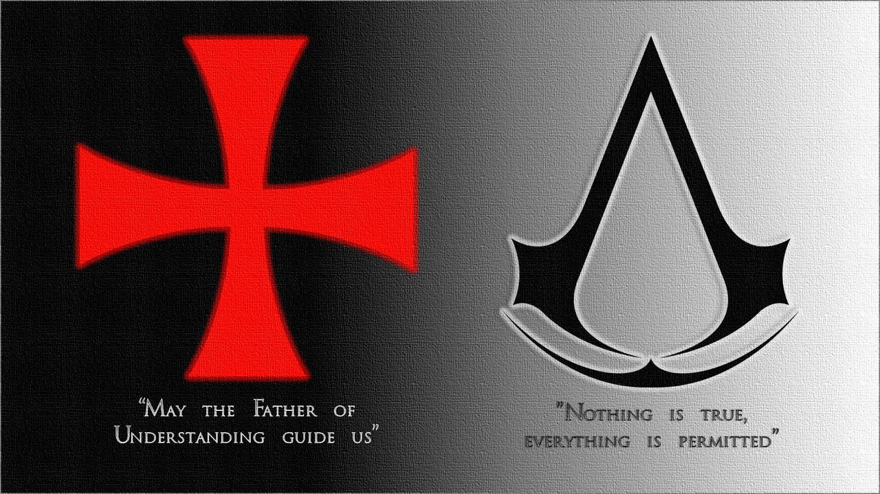The Templar Blessing and The Assassin's Creed by ...