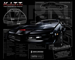 Southern Knights K.I.T.T. Schematic