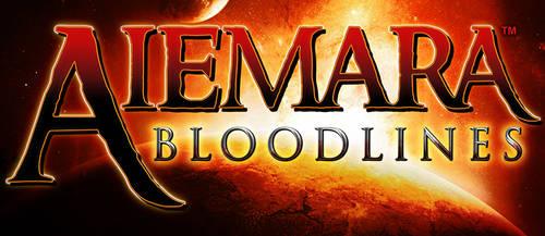 Aiemara: Bloodlines Logo (2016) by valaryc