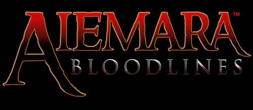 Aiemara: Bloodlines Logo Plain (2016) by valaryc