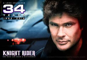 34 Years of Knight Rider