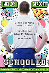 Schooled Teaser Poster by valaryc