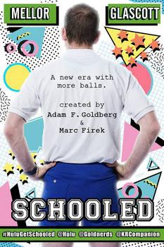 Schooled Teaser Poster