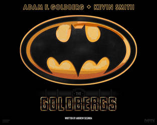 Batbergs Teaser Poster - Quad Poster Edition by valaryc
